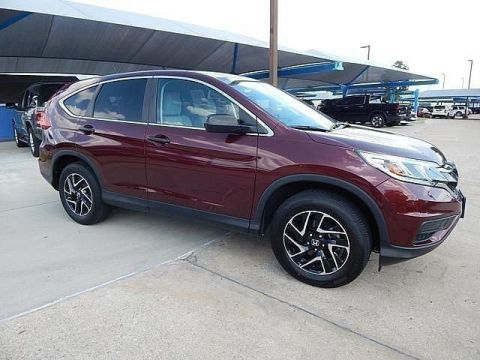 Pre-Owned 2016 Honda CR-V SE AWD SP Honda 918-491-0100