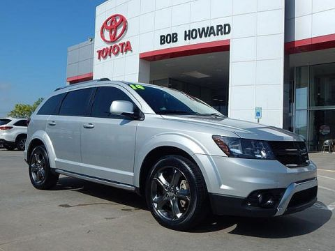 Pre-Owned 2014 Dodge Journey Crossroad***CALL BH TOYOTA**405-936-8600***