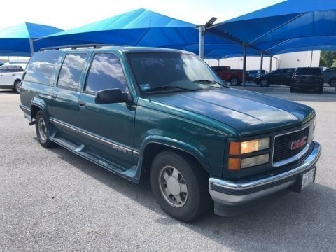 Pre-Owned 1996 GMC Suburban LS