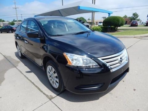 Pre-Owned 2014 Nissan Sentra FE+ S