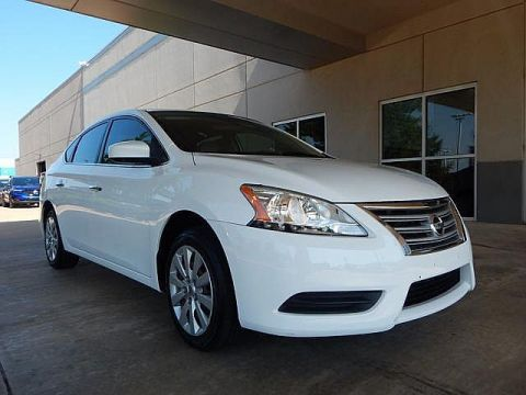Pre-Owned 2015 Nissan Sentra FE+ S| ONLY AT BOB HOWARD ACURA CALL TODAY AT 405-753-8770!|