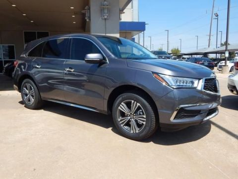 Pre-Owned 2018 Acura MDX SH-AWD l Loaner Car l ACURA Certified Warranty! | ONLY AT BOB HOWARD ACURA CALL TODAY AT 405-753-8770! |