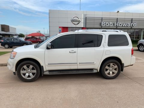 Pre-Owned 2011 Nissan Armada SL