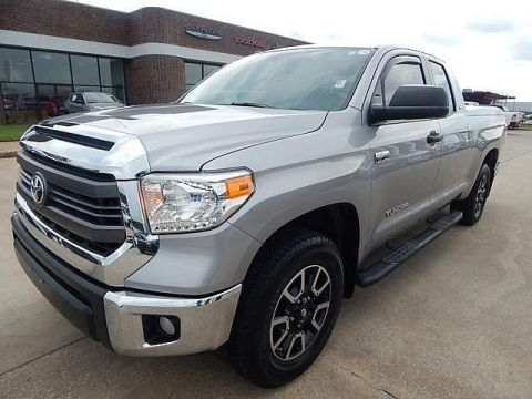 Pre-Owned 2015 Toyota Tundra 4WD Truck SR5 | BOB HOWARD DODGE 405-936-8900