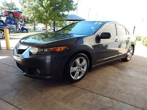 Pre-Owned 2009 Acura TSX Tech Pkg | ONLY AT BOB HOWARD ACURA CALL TODAY AT 405-753-8770!|