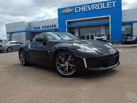 Pre-Owned 2013 Nissan 370Z CONVERTABLE | TOURING | CLEAN CAR FAX | ONE OWNER | SPORT FUN | CHECK IT OUT!!! |