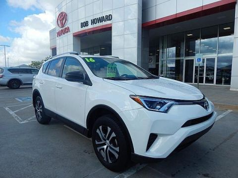 Pre-Owned 2016 Toyota RAV4 LE***CALL BH TOYOTA**405-936-8600**