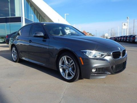 Pre-Owned 2018 BMW 3 Series 340i xDrive**M SPORT PACKAGE WITH NAV AND BACK UP CAMERA!!**